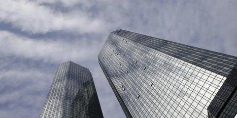 De quoi la Deutsche Bank est-elle le nom ?, par Romaric Godin | Econopoli | Scoop.it