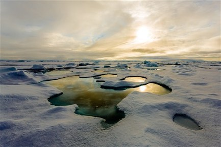 Changing Our World - Forever - Thin Ice: The Way to a New Arctic Ecosytem | Biodiversity IS Life  – #Conservation #Ecosystems #Wildlife #Rivers #Forests #Environment | Scoop.it