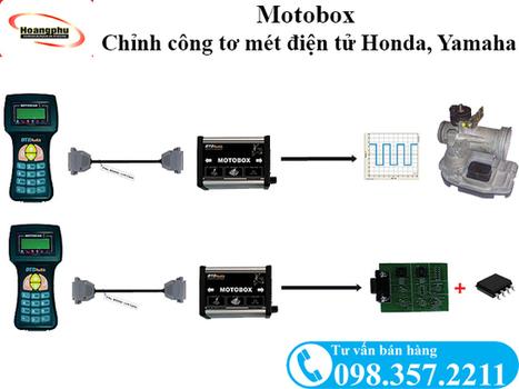 Motobox sửa chữa và hiệu chỉnh ECU xe máy | Máy ra vào lốp | Scoop.it