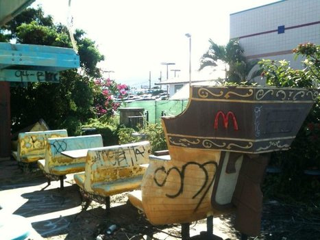 [OC] Abandoned McDonalds playplace in Waipahu, Hawaii (Album in comments) [10... | Rebrn.com | Modern Ruins | Scoop.it