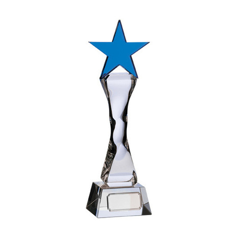 Make It Count With a Glass Trophy - Return Gift | glass awards | Scoop.it