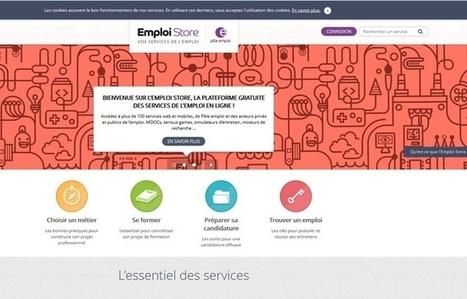 Chômage: 5 choses à savoir sur «Emploi Store», le nouveau portail ... - 20minutes.fr   Digital média   Scoop.it