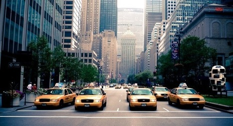This new app lets you hail a New York taxi and skip the Uber surge pricing | Brian Fung | WashPost.com | Surfing the Broadband Bit Stream | Scoop.it
