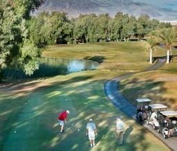 Golf | Furnace Creek Resort - Death Valley National Park | Golf courses | Scoop.it