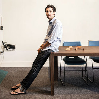 Anthony Goldbloom | Innovators Under 35 | MIT Technology Review | Science, Technology, and Current Futurism | Scoop.it