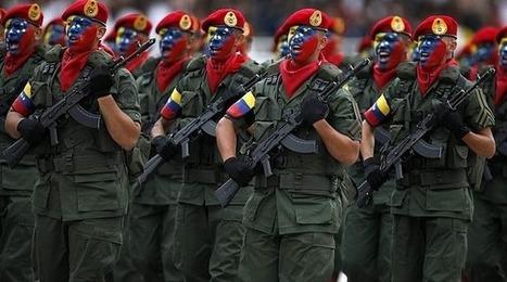 La Oposición venezolana debe ser puesta en su lugar | EL VIL METAL. | Scoop.it