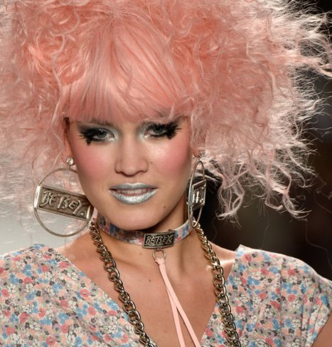 The Best And Worst Beauty Looks From New York Fashion Week (PHOTOS) - Huffington Post   Best of You   Scoop.it