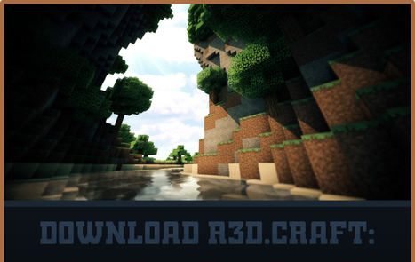 R3D.CRAFT Texture Pack 1.6.2   Minecraft 1.6.2 Texture Packs   Scoop.it