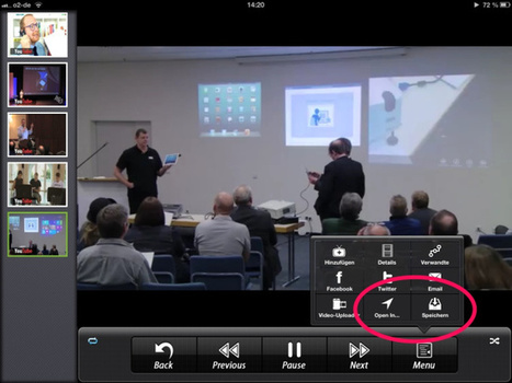 DE: Youtube Videos auf das iPad laden und bearbeiten | EN: Create engaging language learning content | Scoop.it