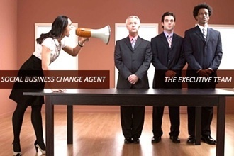 Defining the Social Business Change Agent | Business Insights | Scoop.it