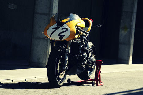 Custom Ducati Sport 944 by Radical Ducati | Desmopro News | Scoop.it