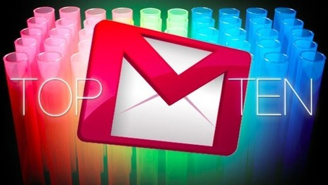 Top 10 #Gmail Labs and Features You Should Enable | Mon cyber-fourre-tout | Scoop.it