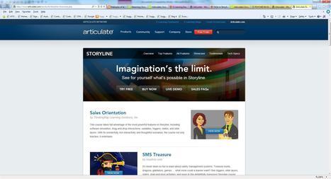 Articulate Storyline - Showcase | Articulate | Scoop.it