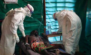 Ebola crisis strikes healthcare workers at unprecedented levels   Virology News   Scoop.it