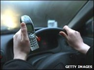 BBC News - Fewer drivers fined for using mobile phones   internet   Scoop.it