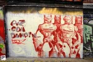 Five London Street Artists You Might Not Know | Street art news | Scoop.it