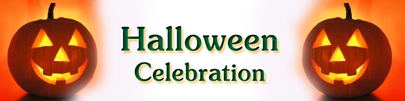 Celebration and traditions for Halloween