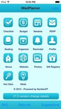 Free Online Wedding Planner Apps for iPhone  | ipad Apps | Wedding Planner | Scoop.it