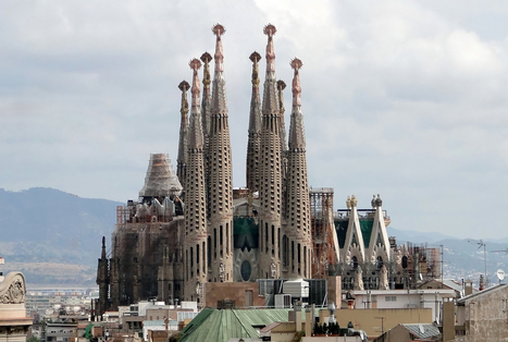 Construction of Sagrada Família Accelerated by 3-D Printing Technology | Architecture & Urbanism | Scoop.it
