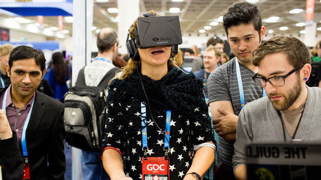 Facebook in $2 Billion Deal for Virtual Reality Company   NIC: Network, Information, and Computer   Scoop.it