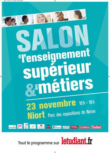 Salon de l'Étudiant à Niort | Veille image et e-réputation | Scoop.it