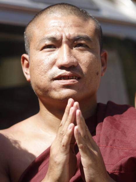Weeks after Obama's Burma visit, the monk who never had a prayer is back in jail | Asiia | Scoop.it