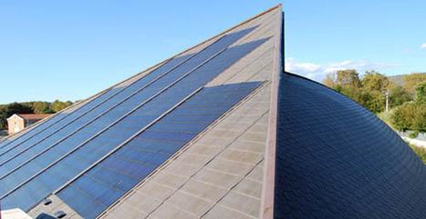 Estetica del fotovoltaico: tegole canadesi come alternativa ai tradizionali pannelli | scatol8® | Scoop.it