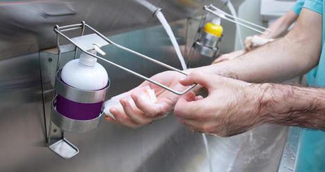 """A smart bracelet to help reduce hospital-acquired infections   la santé """"digitale""""   Scoop.it"""