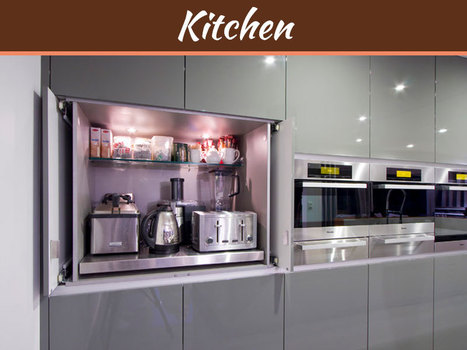 Simple Tips for Organizing Your Kitchen | MyDecorative | Scoop.it