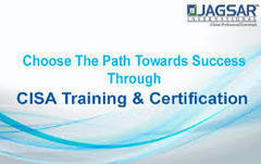 Jagsar Offers CISA Online and Classroom Certification Training Programs For IT Security Professionals | online it training | Scoop.it