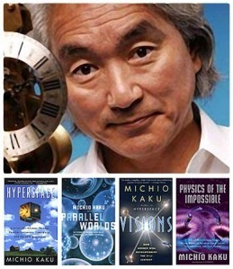 Over 200 Michio Kaku video clips on aspects of theoretical physics and more | Amazing Science | Scoop.it