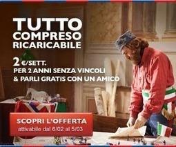 Garibaldi, TIM e la mamma... | JIMIPARADISE! | Scoop.it