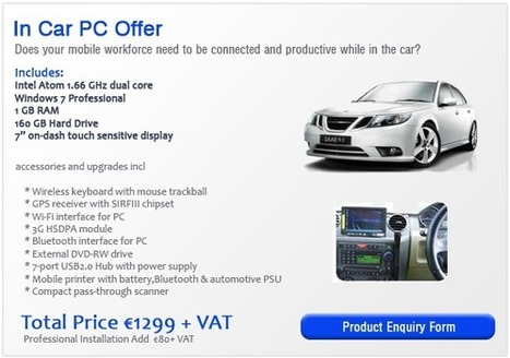 In-Car PC System | Car PC System | Makeup | Scoop.it