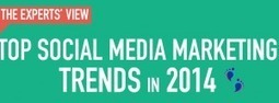 Infographie : Les tendances Social Media à venir pour 2014 - ID ... | Geek News | Scoop.it