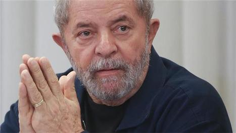 Brazil's ex-president Lula detained in corruption probe | Public-Private Duality, Economic Crisis, and New Financial Trends | Scoop.it