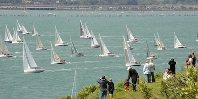 Popular race attracts wide variety of sailors and craft - New Zealand Herald | Regatta | Scoop.it