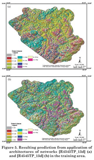 Revista Brasileira de Ciência do Solo - Redes neurais artificiais aplicadas na predição de classes de solos em áreas de paisagens montanhosas da Serra do Mar   Mapeamento Digital de Solos   Scoop.it