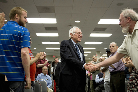 How Bernie Sanders won the talk radio primary - MSNBC | Independent Underground News & Talk - Michigan Politics | Scoop.it