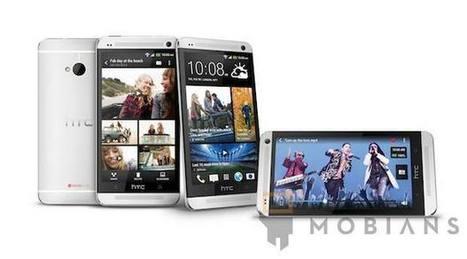 HTC One : 5 millions d'appareils vendus, le bout du tunnel ? - WeAreMobians | We Are Mobians | Scoop.it
