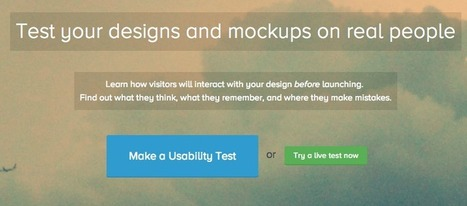 Free Online Tools to Make Your Website UX/UI Friendly   Web Design & Development Stuffs   Scoop.it