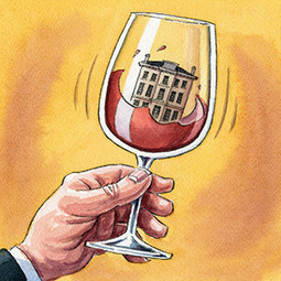 'The world of wine has been puzzled by the likely future of Château Figeac' (by Jancis Robinson)   Vitabella Wine Daily Gossip   Scoop.it