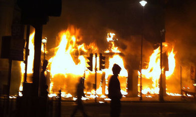 UK riots 'made worse' by rolling news, BBM, Twitter and Facebook | English Essay | Scoop.it
