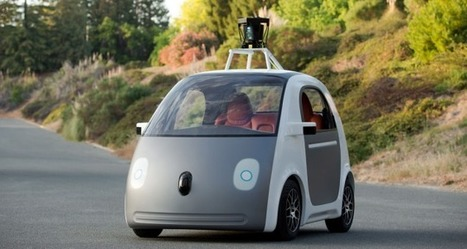 Humans Can't Stop Crashing Into Google's Driverless Cars | Ingenieros Civiles | Scoop.it