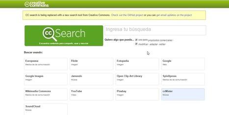 12 Buscadores de imágenes gratis o libres de derechos para tu blog por @facchinjose | elearning | Scoop.it