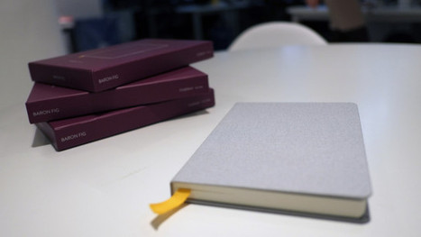 This startup thinks it knows what makes a perfect paper notebook | Daily Magazine | Scoop.it