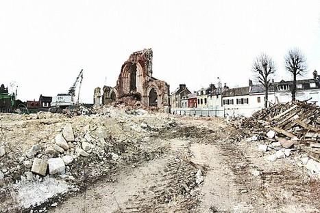 Derniers témoignages d'une église qu'on efface du paysage | Auprès de nos Racines - Généalogie | Scoop.it