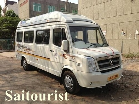 Most Valuable Tempo Traveller and Mini Bus Rental Services in Delhi | Hire Tempo Traveller in Delhi | Scoop.it