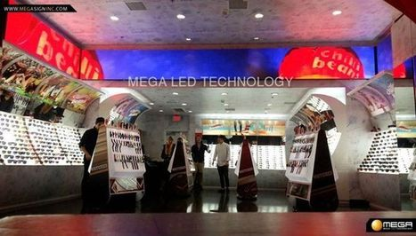 Reinventing the Look of Your Retail Store with LED Sign | Technology | Scoop.it