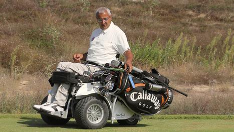 Un tournoi de golf a réuni des professionnels et des héros | Telavivre | Golf | Scoop.it