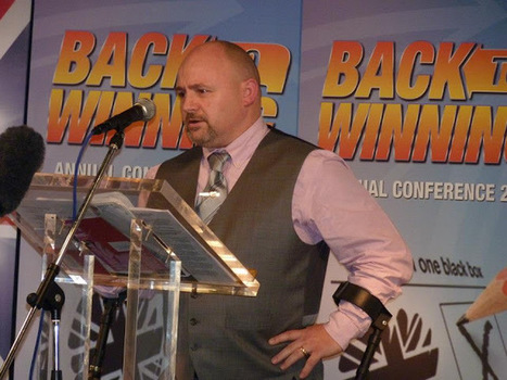 Simon Darby: Blackpool Day Two | The Indigenous Uprising of the British Isles | Scoop.it